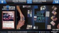 SCGDAL_-_Standard_-_Round_2_-_David_Thomas_vs_James_Gay