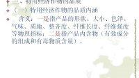 特用经济作物栽培技术 03 四川农业大学 (全套13讲见优酷空间专辑) 自学视频教程观看与下载