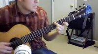 Baden A Style Guitar