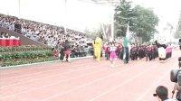 成都高新区第八届中小学生运动会 入场式