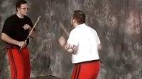 现代Arnis的棍接棍技术演示