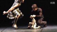 现代舞----舞蹈木偶剧思想盐粒
