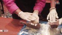 上海雅居乐万豪酒店举办传统月饼制作活动