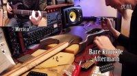 四款7弦琴桥拾音器 - Bare Knuckle 和 Seymour Duncan