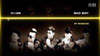 bigbang BAD BOY (Official Music Recorded)