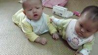 2012.10.20-2耀耀淇淇六个多月