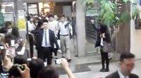 Jungilwoo 丁一宇 [Fan Cam] 121024 Dinner at Xinye
