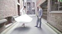 国外婚礼创意拍摄 Marina  Andy's Wedding in Stop-Motion