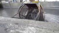 筛分铲斗 MB S系列筛分铲斗运用于燃煤电厂