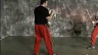 现代Arnis腰带缴棍攻击技术展示与教学示范