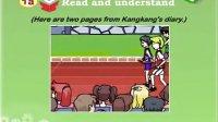 仁爱八年级英语动漫视频Unit 1 Topic 3