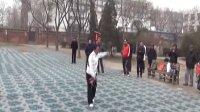 卞昭旗在红桥和北京竹友连谊