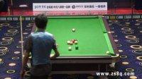 [乔氏台球]朱龙VS刘洋 英伦汽车·乔氏杯 2012 中式八球挑战赛 济南站