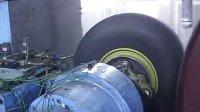 你从没见过的A380极限刹车测试