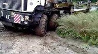 俄罗斯 重型卡车 МЗКТ VOLAT 8x8