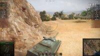 【痞子饭】坦克世界 法系TD AMX 50 福熙 155 纯单野 刚上场就死机