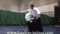 伦敦柔术老师克里斯·拉齐四段抛出