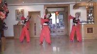 开心组合 舞蹈罐舞(清晰)