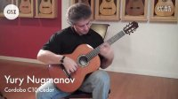 Yury Nugmanov - Cordoba C10 全单古典吉他