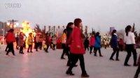 崇文塔广场舞