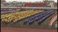【校运动会】华中农大第51届运动会开幕式