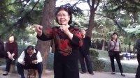 豫剧新建文件夹 (2)豫剧《朝阳沟》看见了新被子...,洛阳戏迷黄女士演唱,张德森板胡伴奏