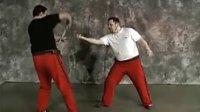 现代Arnis的棍接棍的攻击技术演示