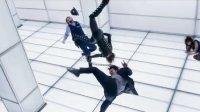 """《生化危机5:惩罚》最新片段""""米拉.乔沃维奇大战僵尸"""""""