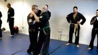 战斗柔术 - 等级 - 老师的三段20分钟应力测试。第1部分