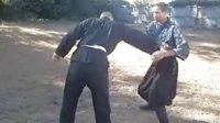 传统的日本柔术