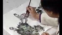 跟徐湛老师学国画