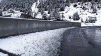 90天单人徒步318川藏线翻越剪子弯山途中(2013年10月4日)