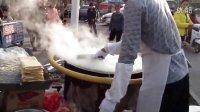 沛县街头超牛的鸡蛋煎饼制作方法