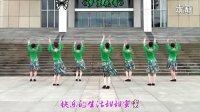 梦里花香-紫蝶踏歌广场舞(正面演示及口令动作分解)