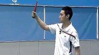 11反手搓球  惠程俊羽毛球教学视频