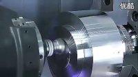 CNC精加工中心数控机床加工绝密
