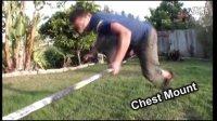2013 Gibbon超级骑士选拔赛 基本动作 Chest Mount