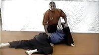大师欧文·索托演示Atemi柔术的技术