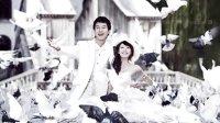北京婚纱摄影哪家好_V视觉摄影唯美韩式婚纱照片欣赏