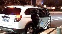 [拍客]正义者力量夜袭广州车展 拍客