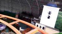 【超清晰】天津欢乐谷 愤怒的小鸟 第一视角自拍录像