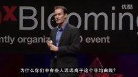 TED讲坛:研究发现:快乐带来成功,不是成功带来快乐 TED Shawn Achor 肖恩·阿克尔