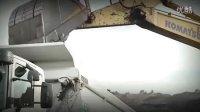 斯堪尼亚矿用车辆视频介绍