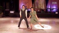 摇摆舞 ILHC 2011 - Classic Lindy - Thomas and Alice