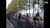 2010年中国-黄冈单车骑行赛罗田   黄冈烽力汽车联合销售服务