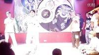 2012济南醉拳VOL.2 poppin battle 《纤夫的爱》-精彩在里面啊·各种炸啊