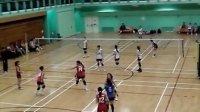 中銀香港第55屆體育節 - 觀塘區排球比賽女子組 20120617