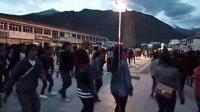 西藏林芝 八一镇 藏族学生的舞蹈~ 求歌曲名字