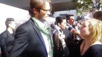 洛杉矶首映 众主演与与媒体近距离接触