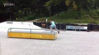201209萨尔茨堡的乡间-滑板男孩